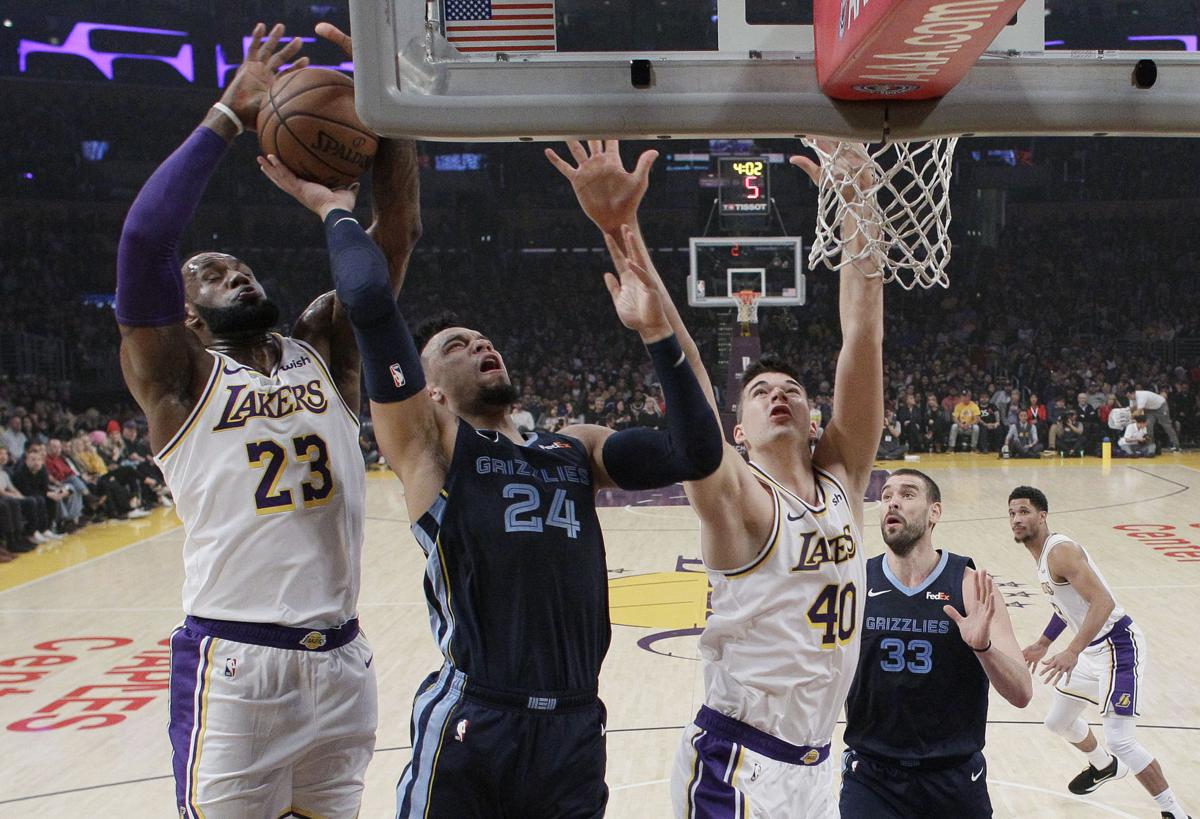 a9d22cbcc Ivica Zubic of the Lakers scored 19 points whereas Kyle Kuzma scored 11 for  the night as the Lakers lost for the third time in their last 4 games.
