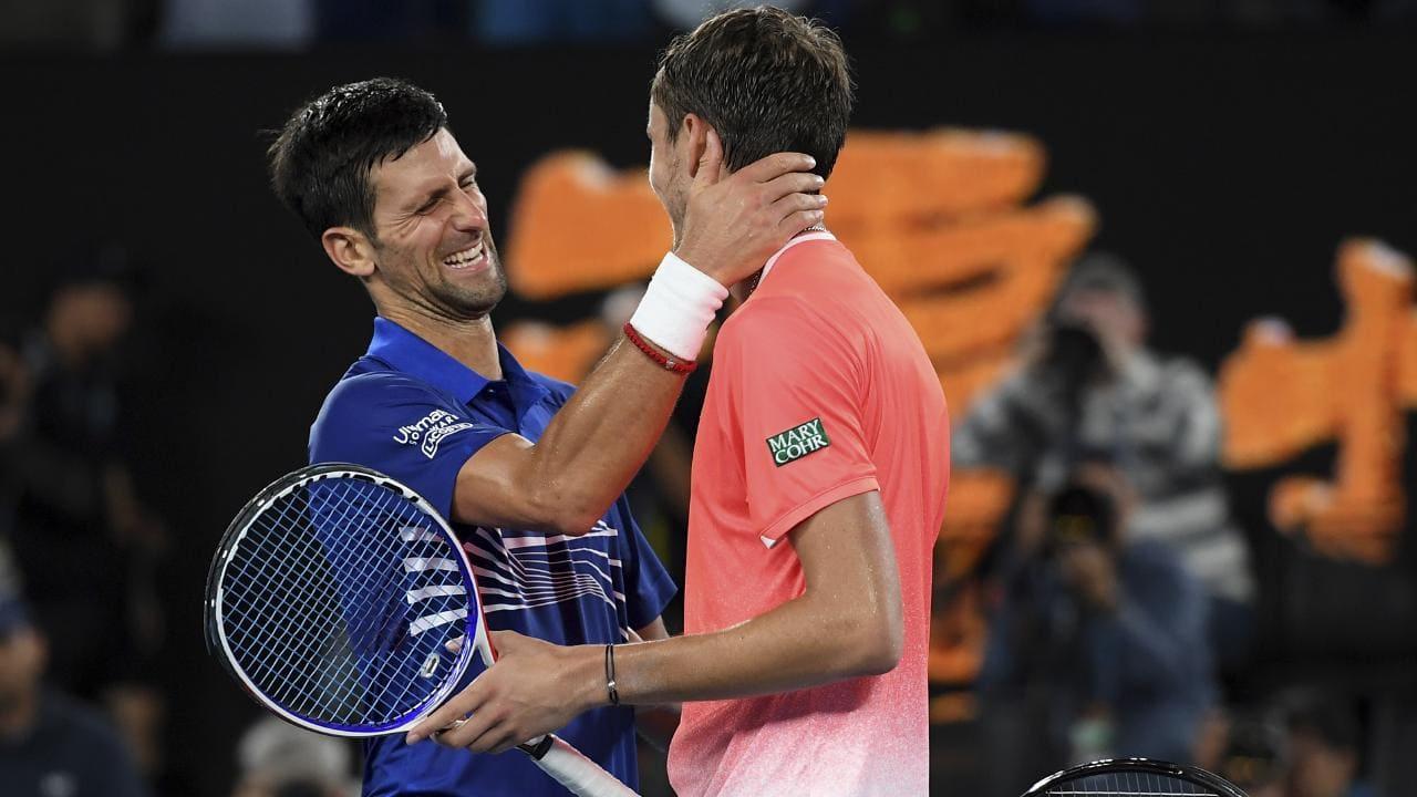 Australian Open Novak Djokovic Defeats Daniil Medvedev To Reach The Quarter Finals Net Sports 247
