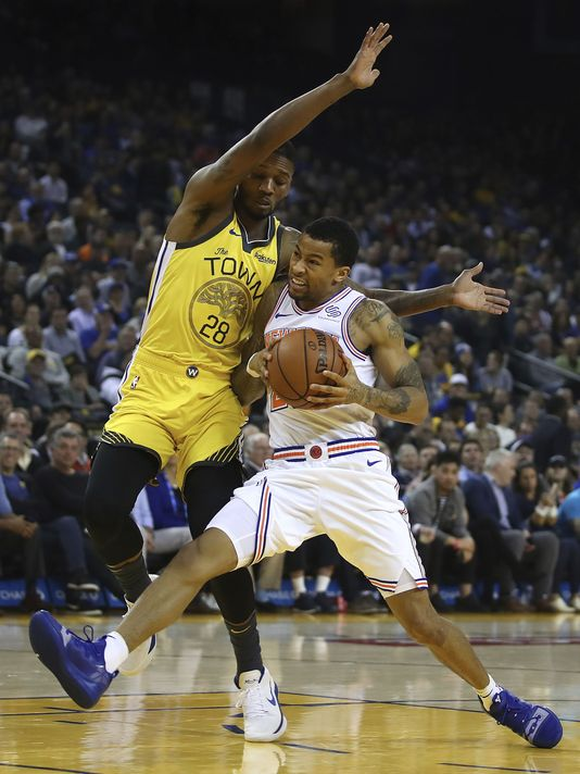 Thompson scores 43 to lead Warriors beat Knicks to snap their 3-game