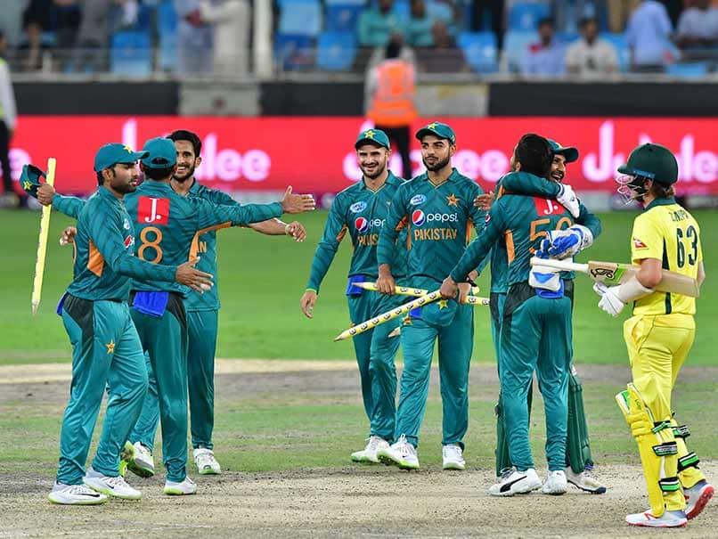 T20 International Series 3rd Match Pakistan Wins Third To