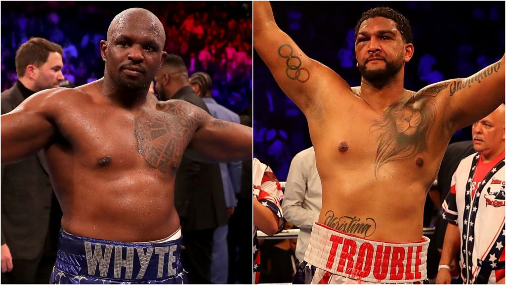 Wbc Orders Dillian Whyte Vs Dominic Breazeale Fight Net Sports 247