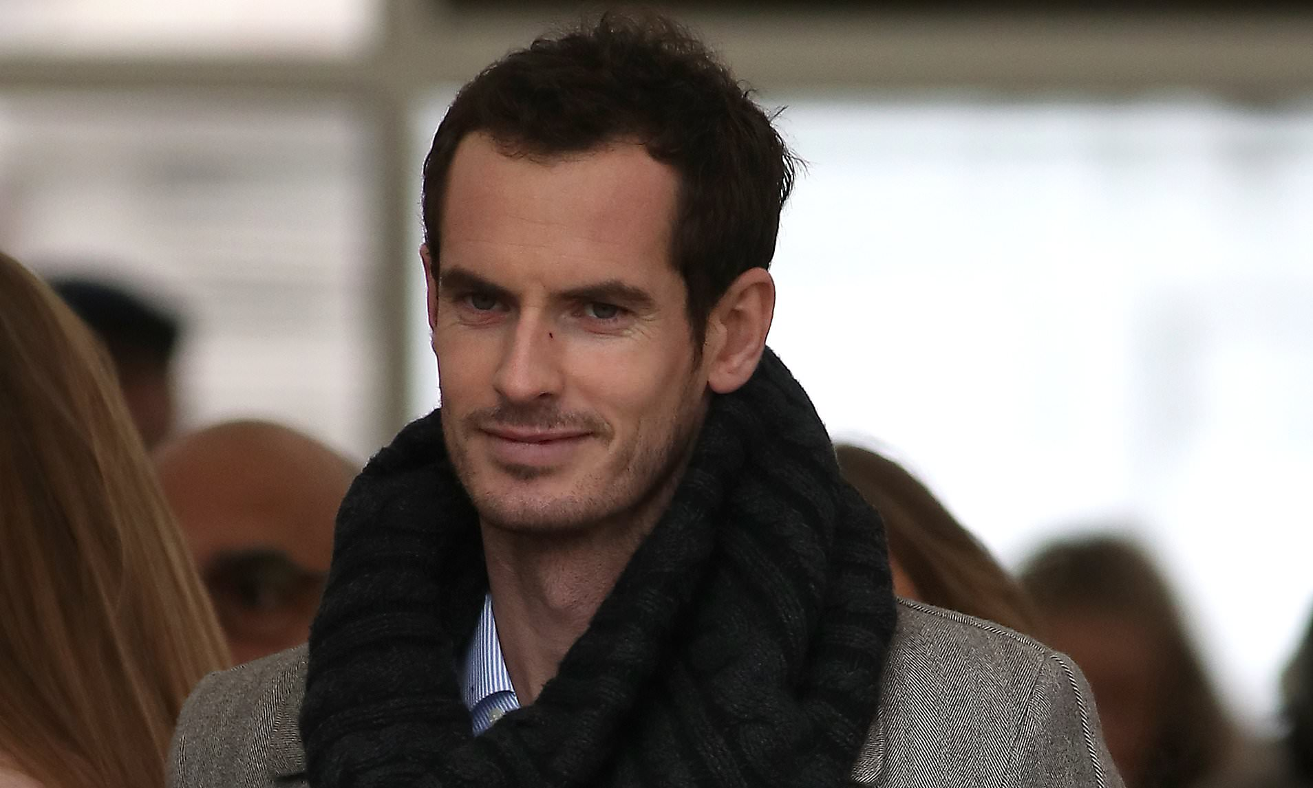 Andy Murray on track to recovery from hip injury - Net