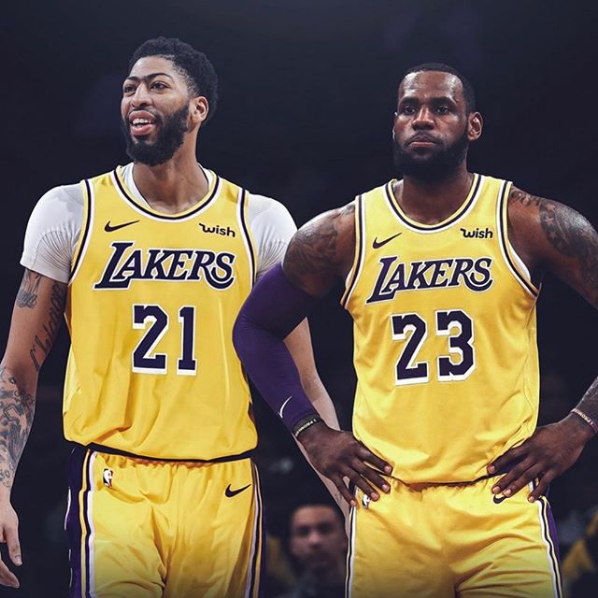 Talks Are Done Lebron Welcomes Anthony Davis Jr To La Lakers Net Sports 247
