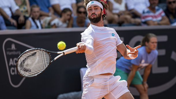 Basilashvili Playing