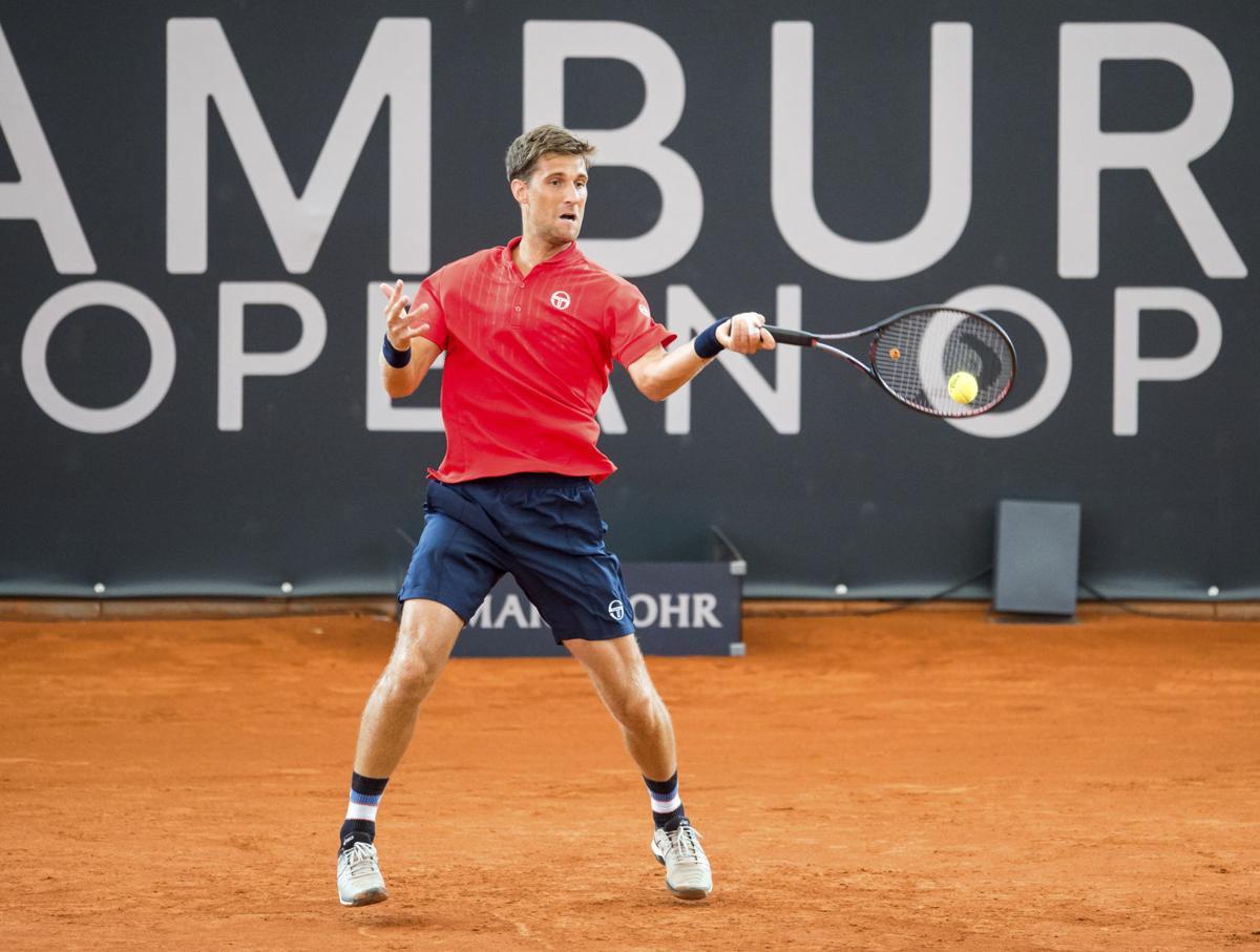 Benoit Paire Playing