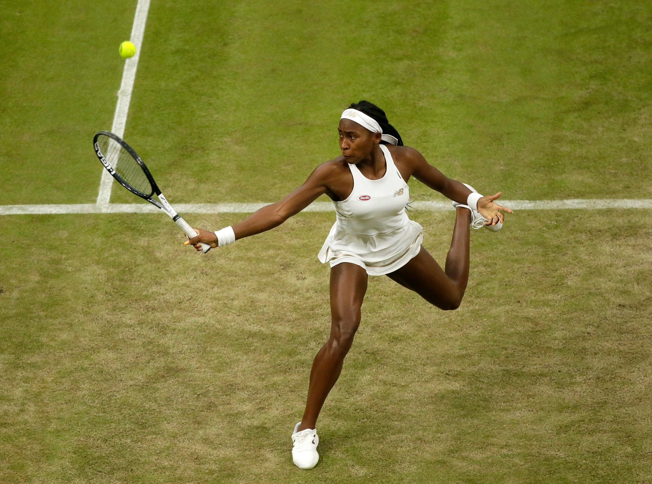 Wimbledon Gauff