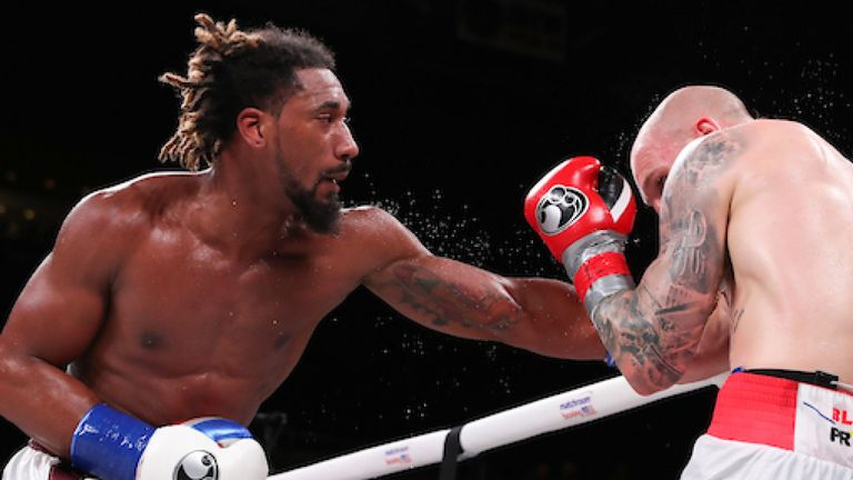 Demetrius Andrade Attacks Continually