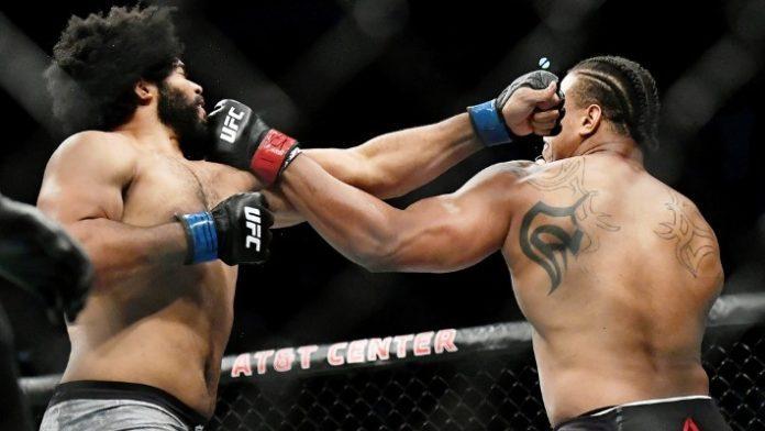 Greg hardy  fight with Juan Adams