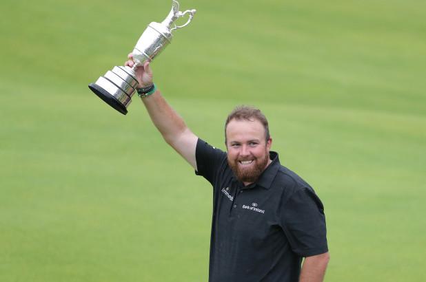 winning the British open