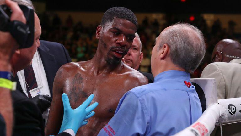 Hooker Boxer Injured Badly