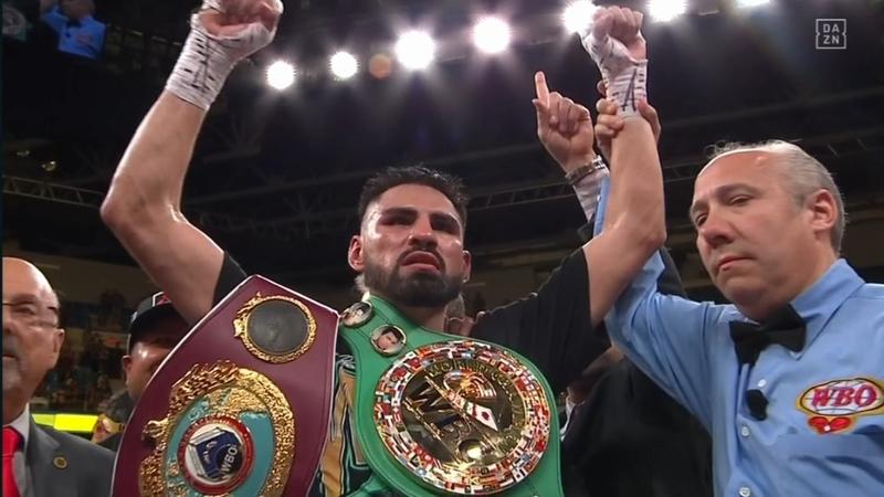 Ramirez wins Title