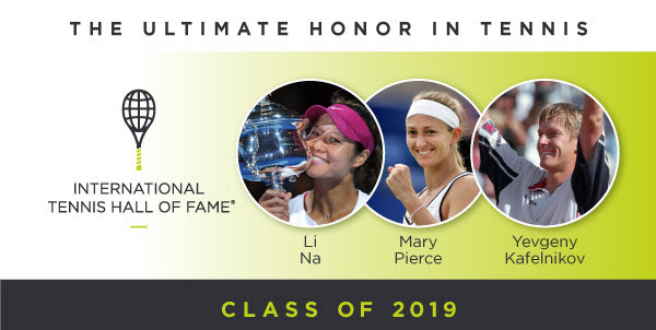 International Tennis Hall Fame