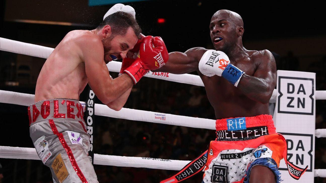 farmer continuous attack boxer
