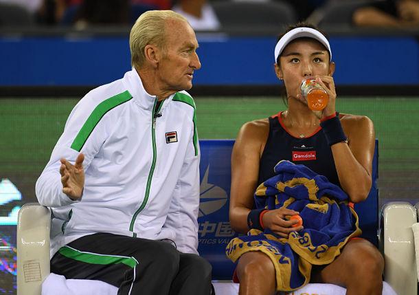 McNamara Guide Tennis Women Player