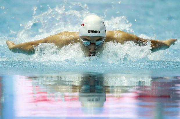 Kristof Milak Swim